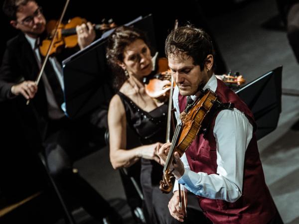 Juan Cannavó (violín)