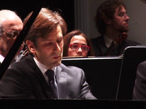 Ciro Foderé, pianista