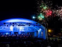 La Filarmónica en el Parque Rodó