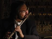 Noam Buchman, flautista.